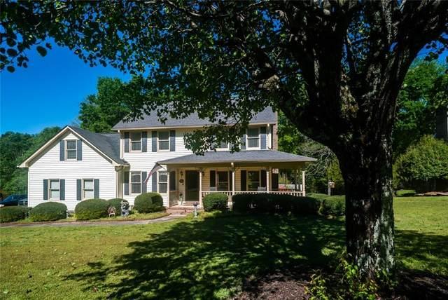 328 Monroe Drive, Piedmont, SC 29673 (MLS #20239144) :: Lake Life Realty