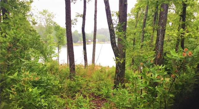 330 Whitewater Lake Road, Tamassee, SC 29686 (MLS #20239165) :: Tri-County Properties at KW Lake Region