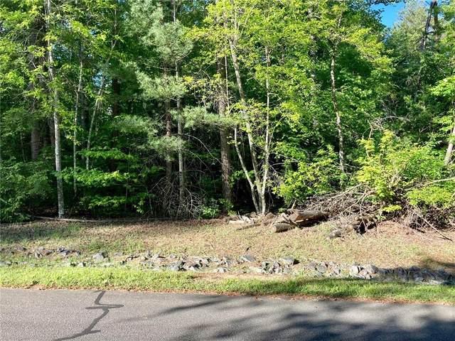 LOT 127 Keowee Bay Circle, Salem, SC 29676 (MLS #20239186) :: Les Walden Real Estate