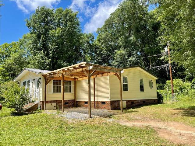 2615 Anderson Highway, Williamston, SC 29697 (MLS #20239189) :: The Powell Group