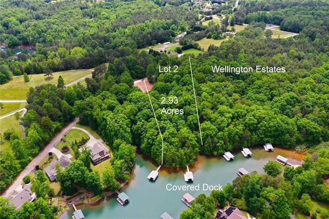 Lot 2 Wellington Estates, West Union, SC 29696 (MLS #20239190) :: Tri-County Properties at KW Lake Region