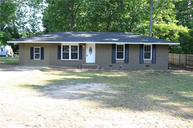 110 Linda Lane, Honea Path, SC 29654 (MLS #20239195) :: Les Walden Real Estate