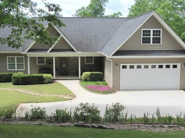 421 Den Ridge Drive, Walhalla, SC 29691 (MLS #20239217) :: The Powell Group