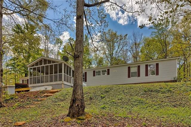 131 View Point Road, Pickens, SC 29671 (MLS #20239262) :: Lake Life Realty