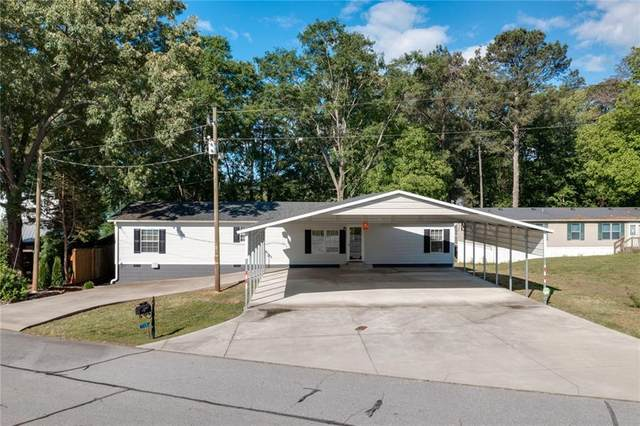 714 S Friendship Road, Seneca, SC 29678 (MLS #20239269) :: Lake Life Realty