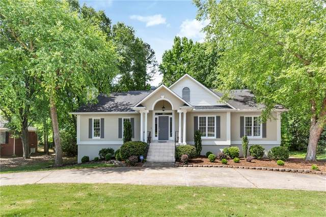 309 Brittany Park, Anderson, SC 29621 (MLS #20239284) :: Tri-County Properties at KW Lake Region