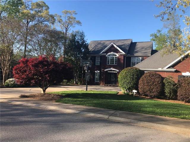 103 River Birch Run, Clemson, SC 29631 (MLS #20239296) :: Lake Life Realty
