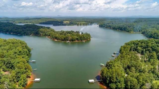 Lot 8 Rivershores Drive, Westminster, SC 29693 (MLS #20239307) :: Lake Life Realty