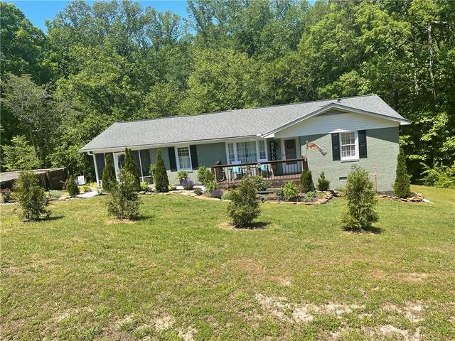 301 Kelly Mill Road, Central, SC 29630 (MLS #20239310) :: The Powell Group