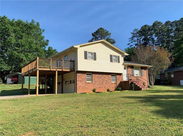 6 Pinecrest Drive, Williamston, SC 29697 (MLS #20239318) :: The Powell Group