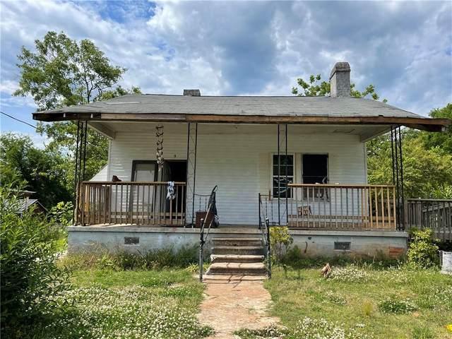9 Humbert Street, Seneca, SC 29678 (MLS #20239337) :: Tri-County Properties at KW Lake Region