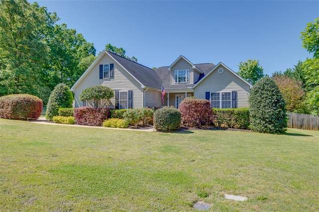 102 Orchard Way, Piedmont, SC 29673 (MLS #20239342) :: The Powell Group