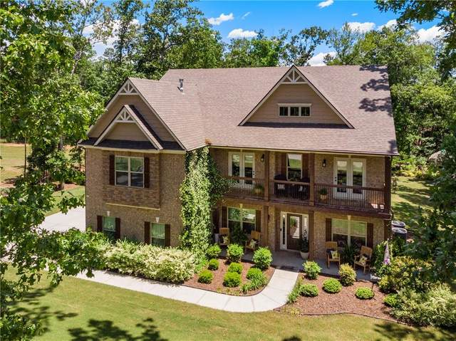 6 Old American Boulevard, Pendleton, SC 29670 (MLS #20239354) :: The Powell Group