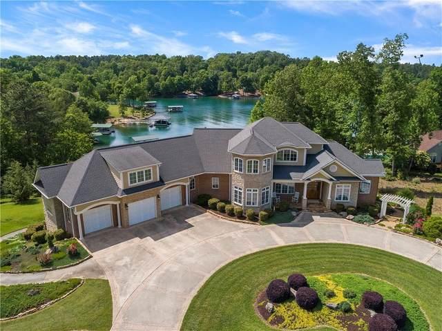 18265 Mallard Bend Road, Seneca, SC 29672 (MLS #20239366) :: Les Walden Real Estate