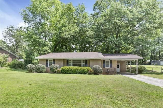 435 Forest Lane, Belton, SC 29627 (MLS #20239377) :: Les Walden Real Estate