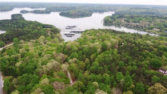 Lot 7 Walter Way, Lavonia, GA 30553 (MLS #20239412) :: Lake Life Realty
