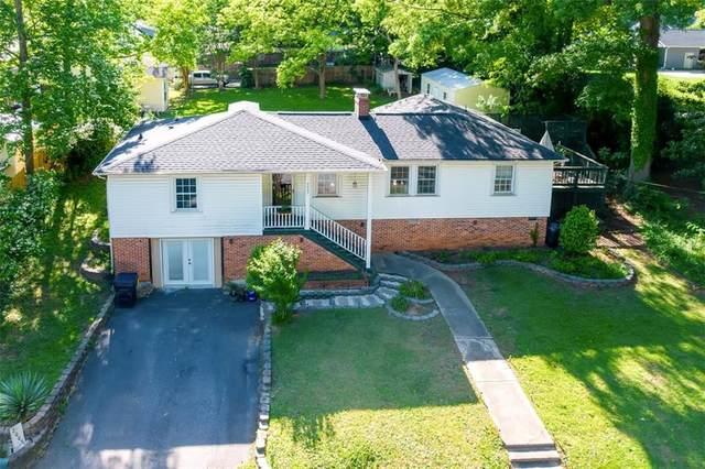 2005 Northview Avenue, Anderson, SC 29625 (#20239427) :: Expert Real Estate Team