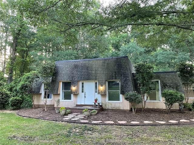 1610 Woodcreek Road, Anderson, SC 29621 (MLS #20239446) :: Lake Life Realty