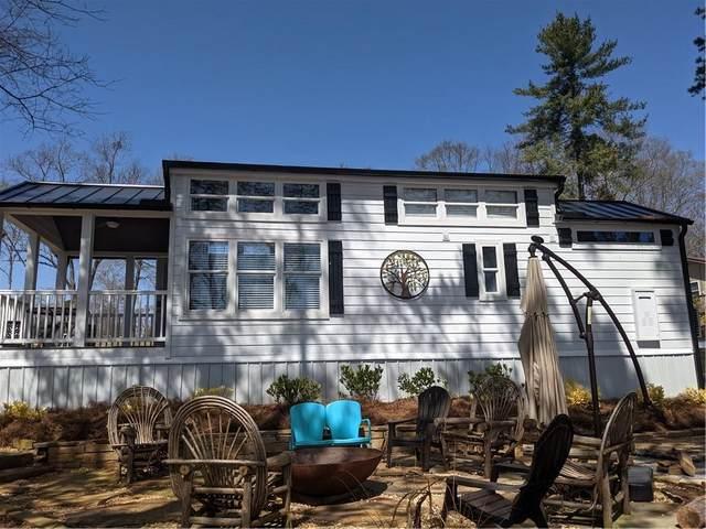 Lot 10 Walter Way, Lavonia, GA 30553 (MLS #20239447) :: Lake Life Realty