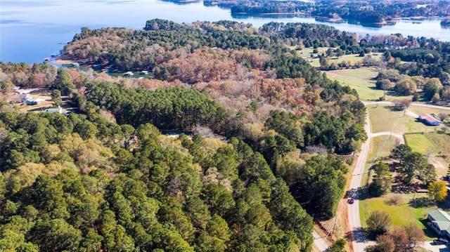 80 Jim Crittendon Road, Hartwell, GA 30643 (MLS #20239471) :: Lake Life Realty
