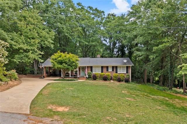 100 Willow Creek Circle, Seneca, SC 29678 (#20239489) :: Expert Real Estate Team