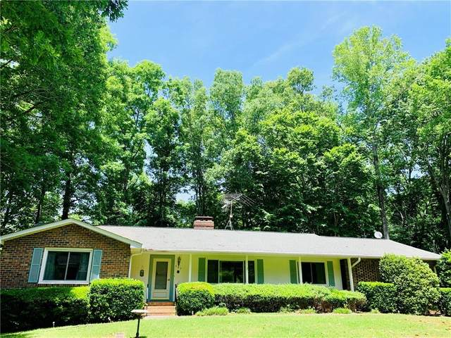 307 Hillcrest Drive, Abbeville, SC 29620 (MLS #20239502) :: The Powell Group
