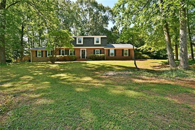 408 Haverhill Circle, Easley, SC 29642 (MLS #20239516) :: The Powell Group
