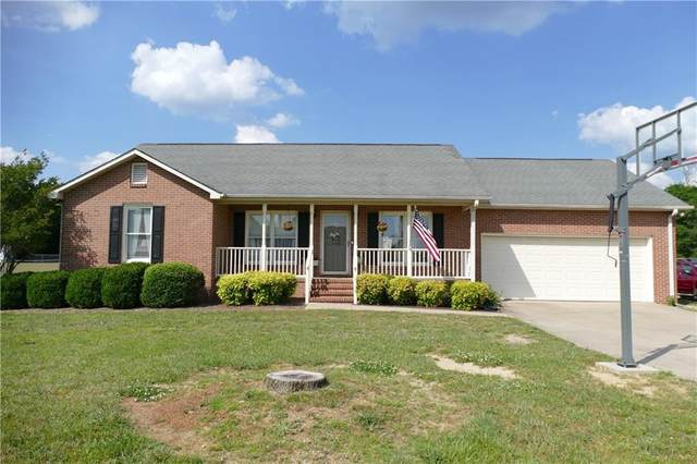 107 Grayson Court, Anderson, SC 29625 (MLS #20239550) :: The Powell Group