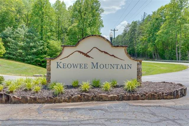 210 Cliffside Trail, Pickens, SC 29671 (MLS #20239555) :: The Powell Group