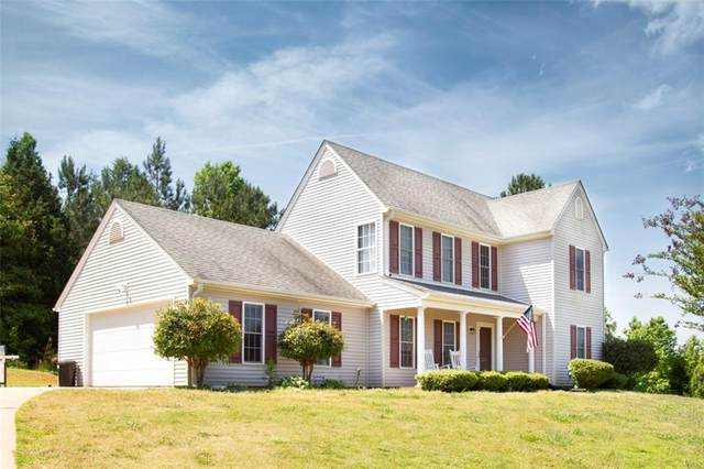 125 Yellowpine Drive, Anderson, SC 29626 (MLS #20239557) :: The Powell Group