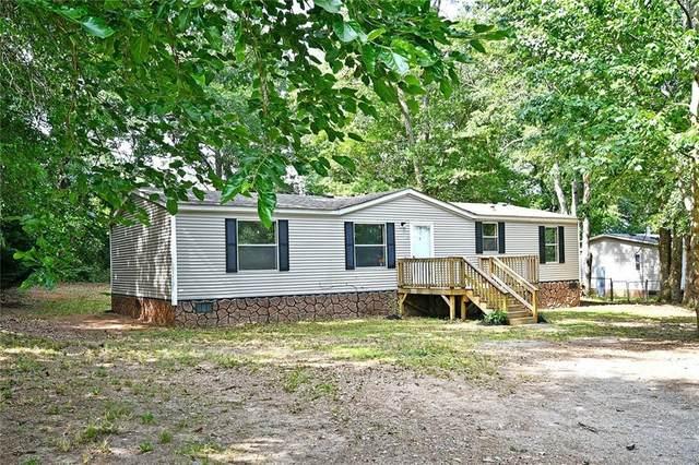 136 Hillcrest Drive, Williamston, SC 29697 (MLS #20239592) :: Lake Life Realty