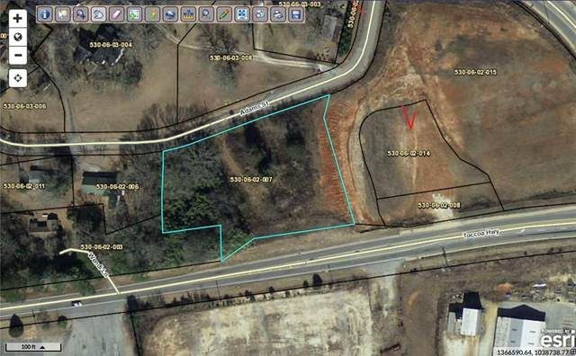 000 Toccoa Highway, Westminster, SC 29693 (MLS #20239609) :: The Powell Group