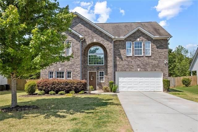 132 Spirit Mountain Lane, Easley, SC 29642 (#20239610) :: Expert Real Estate Team