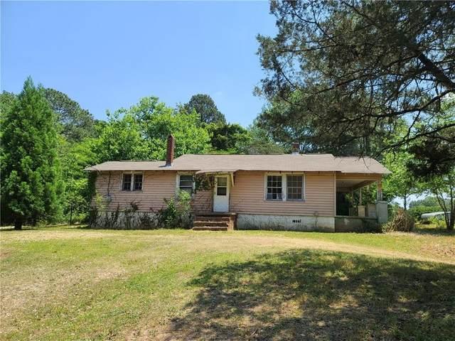 151 Hopewell Church Drive, Seneca, SC 29678 (MLS #20239615) :: Tri-County Properties at KW Lake Region