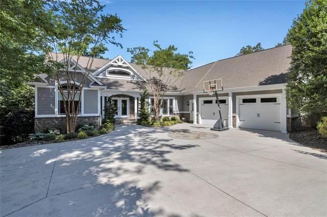 518 Westwood Bay Drive, Seneca, SC 29672 (#20239634) :: Modern