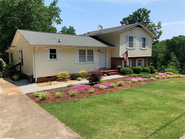 417 Eastcliff Drive, West Union, SC 29696 (MLS #20239654) :: The Powell Group