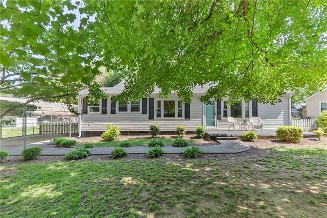 612 Ferry Street, Anderson, SC 29621 (#20239669) :: Expert Real Estate Team