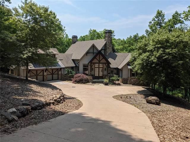 734 Placid Cove Way, Salem, SC 29676 (MLS #20239712) :: Les Walden Real Estate