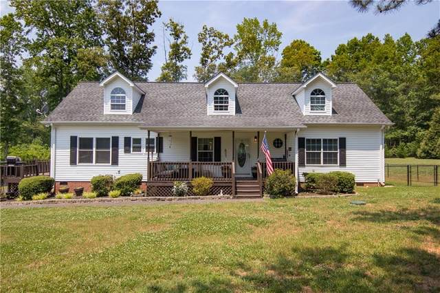 407 Campbell Avenue, Easley, SC 29640 (MLS #20239713) :: Tri-County Properties at KW Lake Region