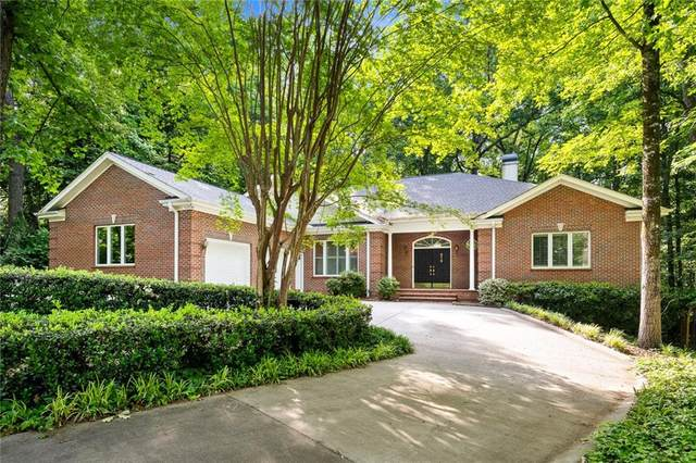 218 Riggs Drive, Clemson, SC 29631 (MLS #20239718) :: The Powell Group