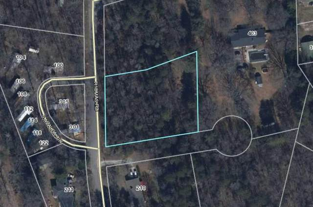 00 Thomas Road, Pickens, SC 29671 (MLS #20239733) :: The Powell Group