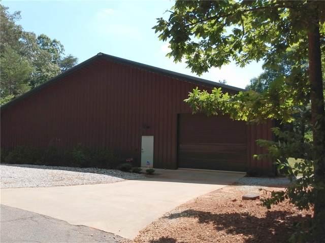 350 Knox Cove Road, Westminster, SC 29693 (MLS #20239762) :: Les Walden Real Estate