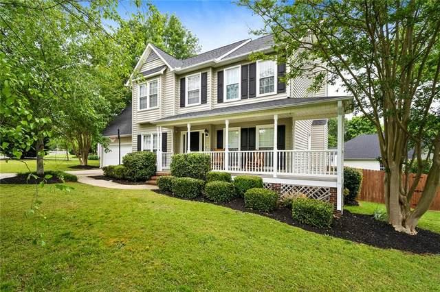109 Savannah Drive, Anderson, SC 29621 (MLS #20239765) :: The Powell Group
