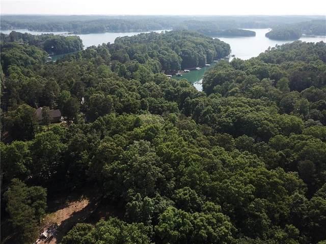102 Pinnacle Pointe Drive, Seneca, SC 29672 (MLS #20239790) :: Les Walden Real Estate