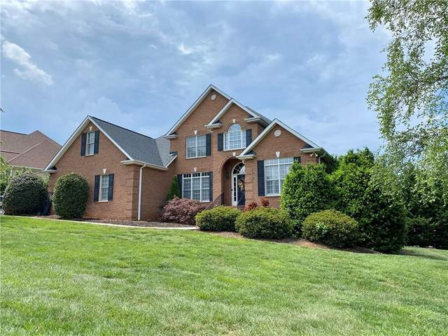 100 Grassy Knoll Way, Anderson, SC 29621 (#20239795) :: Realty ONE Group Freedom