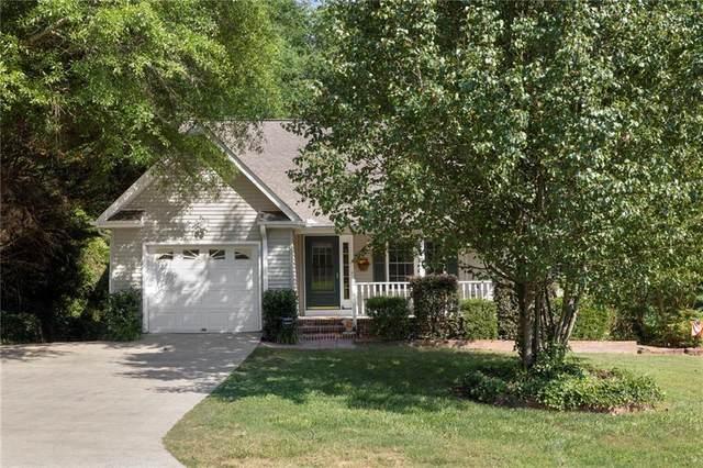 124 Grand Oak Circle, Pendleton, SC 29670 (MLS #20239796) :: The Powell Group