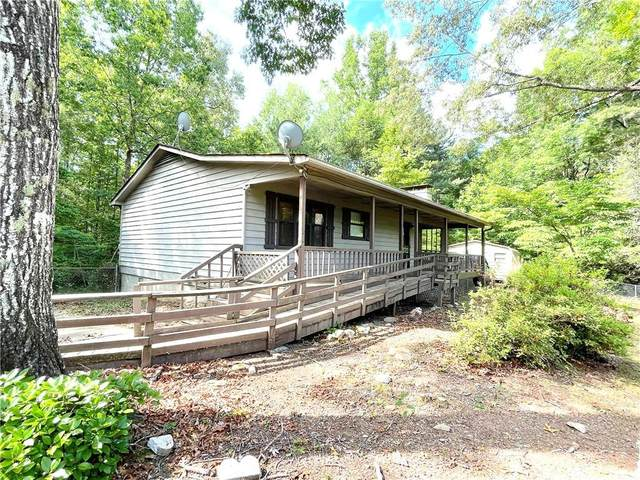 405 Mountain View Drive, Tamassee, SC 29686 (MLS #20239830) :: The Powell Group
