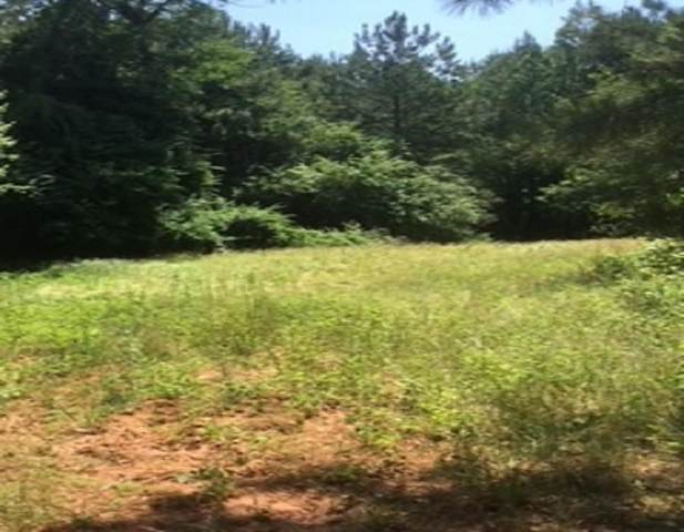 00 Griffin Mill Road, Pickens, SC 29671 (MLS #20239842) :: The Powell Group