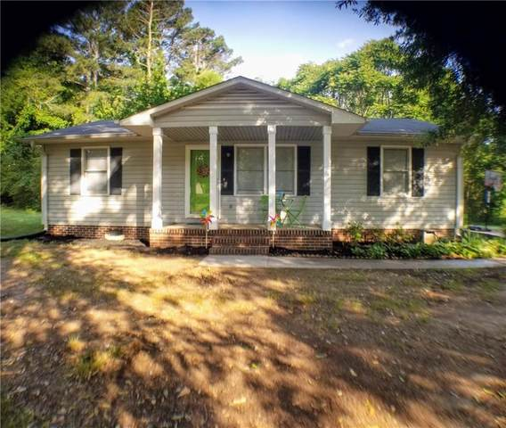 5721 Midway Road, Williamston, SC 29697 (MLS #20239855) :: The Powell Group