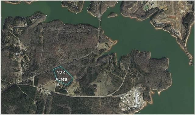 12.4 acres Martin Creek Road, Seneca, SC 29678 (MLS #20239865) :: The Freeman Group